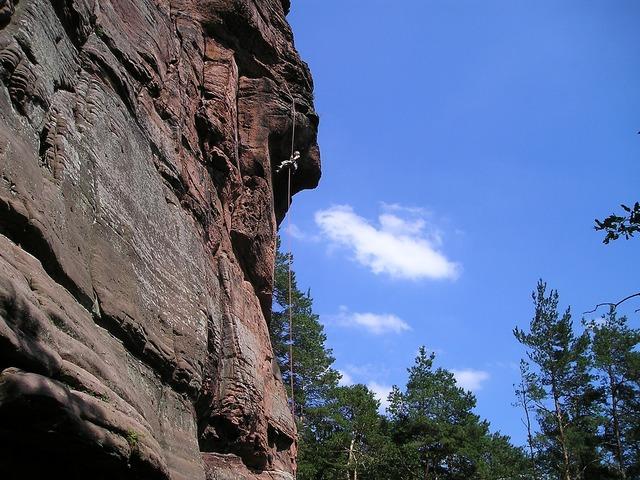 Palatinate germany climb.