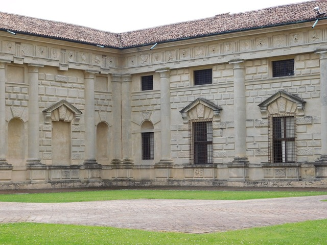 Palazzo del te mantova lombardy, architecture buildings.