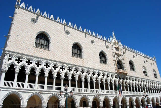 Palazzo ducal venice, architecture buildings.