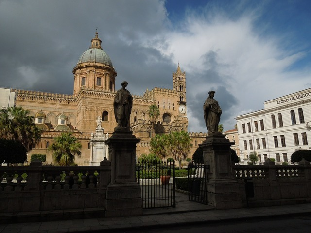Palermo church sicily, religion.