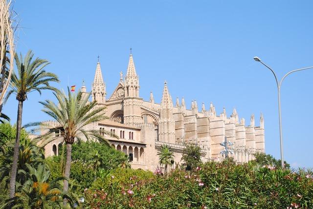 Palma spain mallorca, religion.