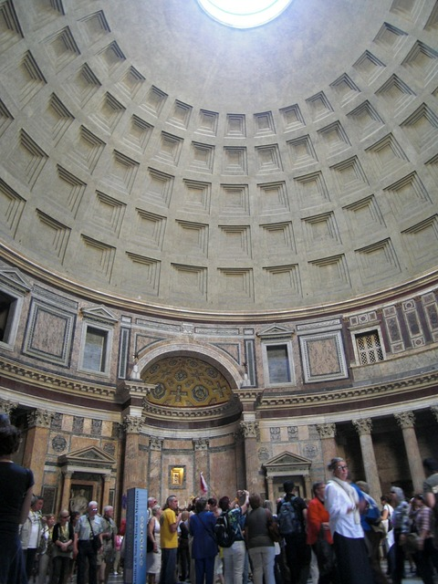Pantheon dome building rome, religion.