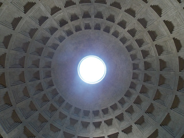Pantheon italy rome, architecture buildings.