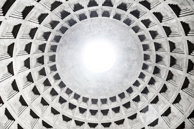 Pantheon rome blanket, architecture buildings.
