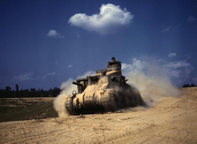 Panzer fort knox kentucky.