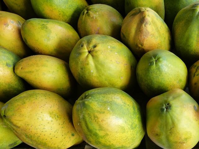Papaya fruits fruit, food drink.