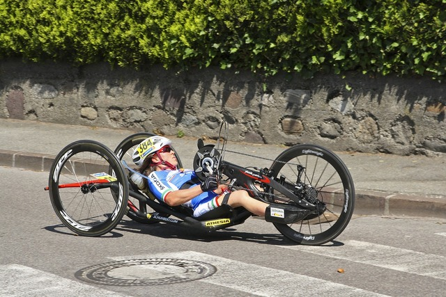 Paracycling bike sport, sports.