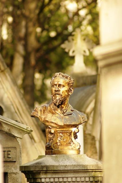 Paris bust france, architecture buildings.