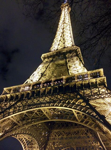 Paris france eiffel tower, architecture buildings.