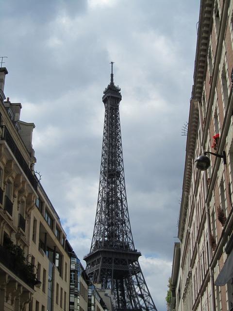 Paris france viva la france.