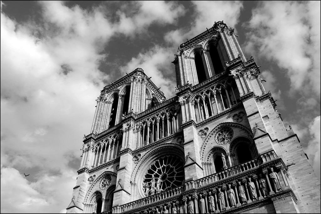 Paris notre-dame cathedral, religion.