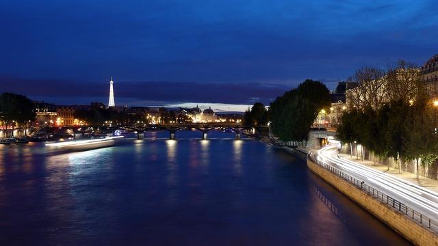 Paris seine france, architecture buildings.