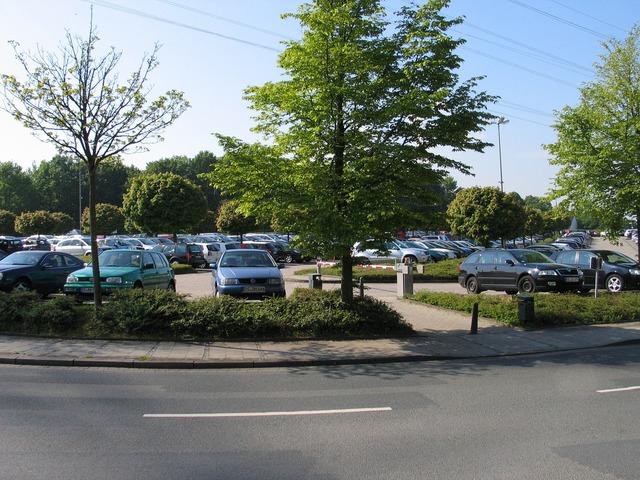 Park autos traffic, transportation traffic.