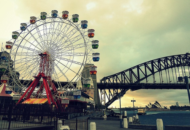Park entertainment sydney.