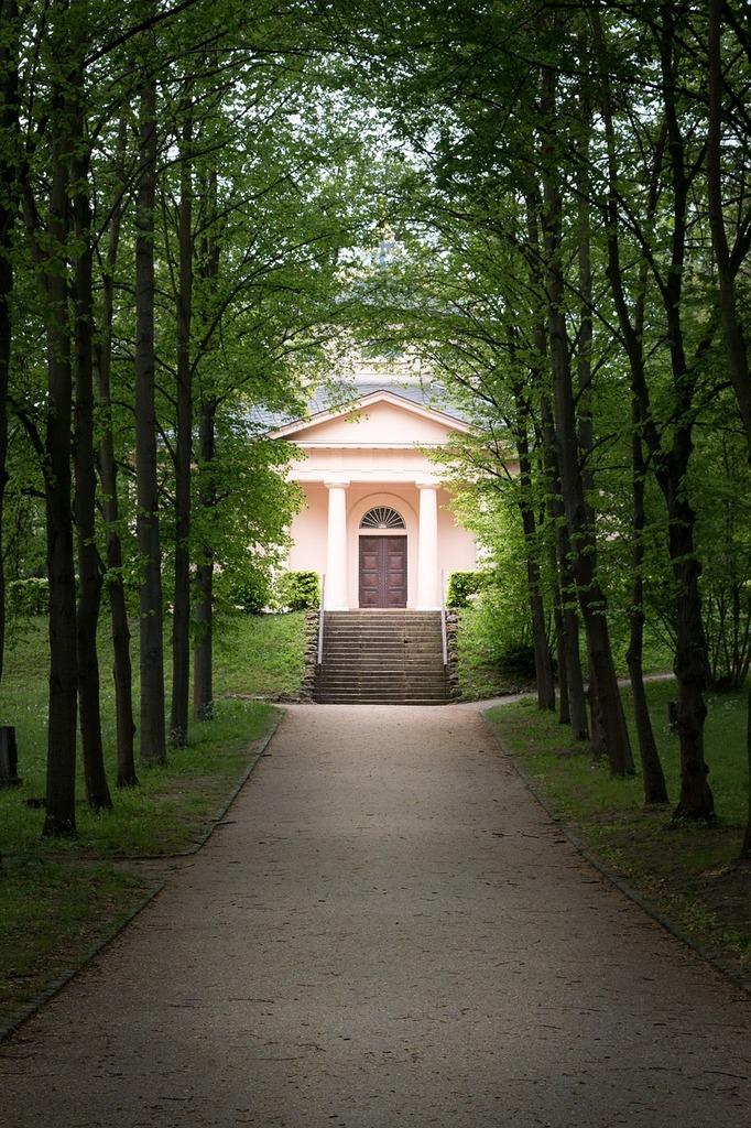 Park weimar cemetery.