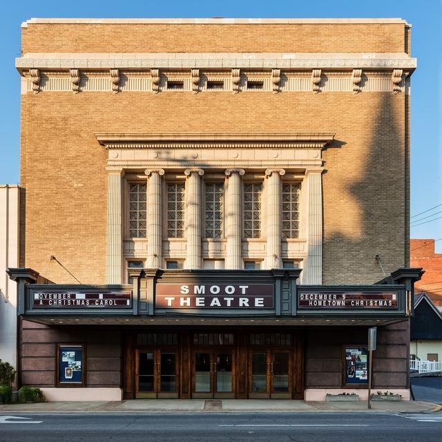 Parkersburg west virginia smoot theatre, architecture buildings.