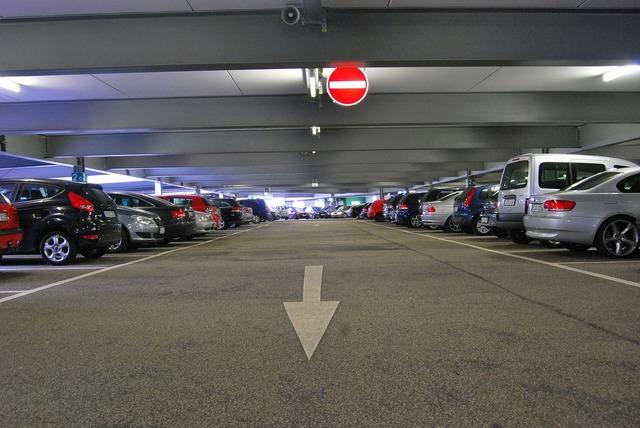 Parking one way car parking, transportation traffic.