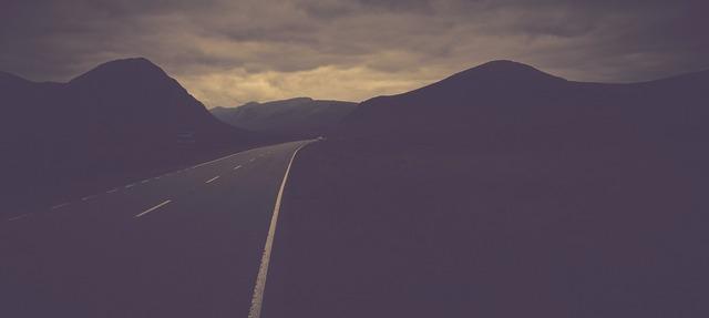 Path scotland mountains, nature landscapes.