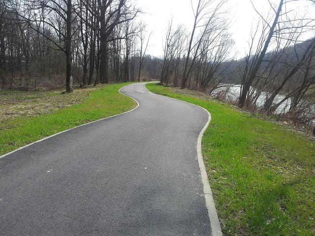 Path unknown river.