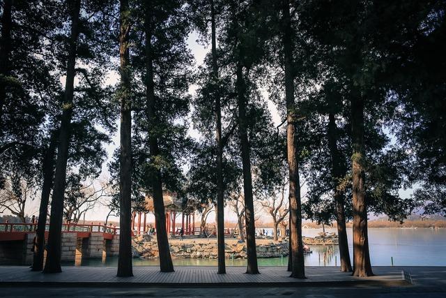 Pavilion history pekin, places monuments.