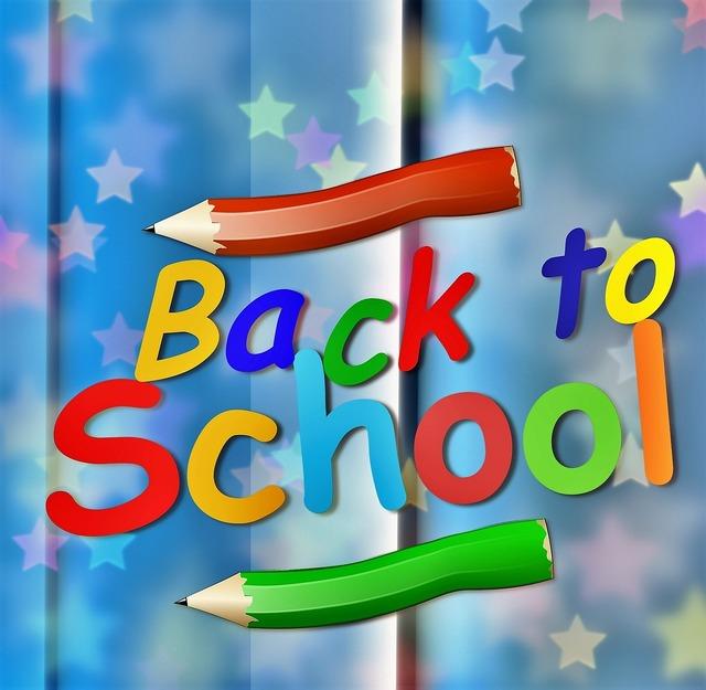 Pencil school back to school, education.