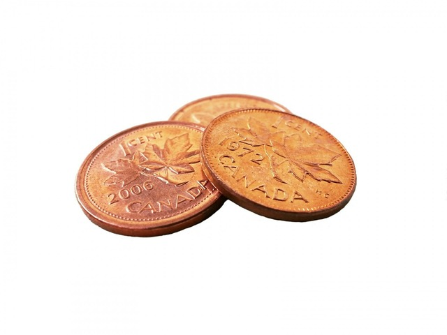 Penny pennies coins, business finance.