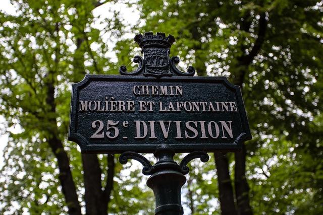 Père-lachaise cemetery paris, places monuments.