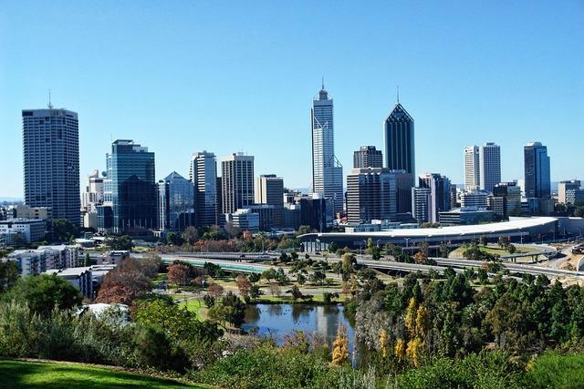 Perth kings park.