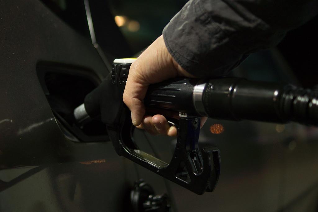 Petrol gasoline diesel, industry craft.