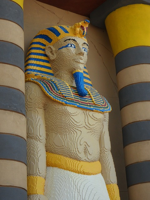 Pharaonic egypt ruler.