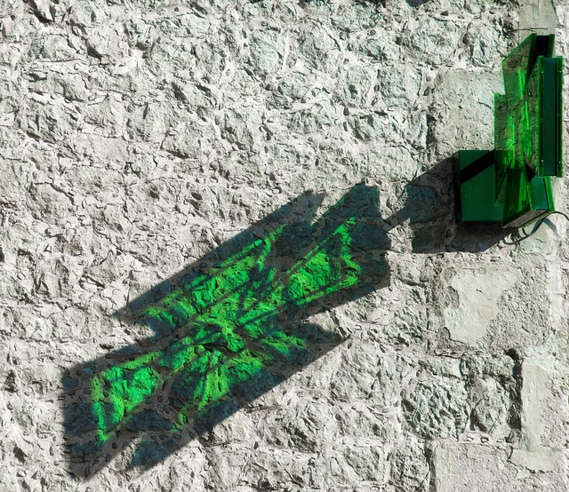 Pharmacy cross green, backgrounds textures.