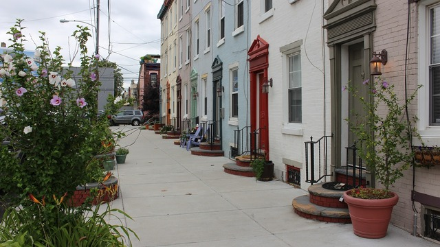 Philadelphia homes pennsylvania, architecture buildings.
