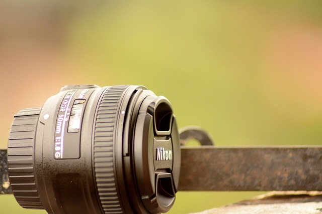 Photography bokeh camera, science technology.