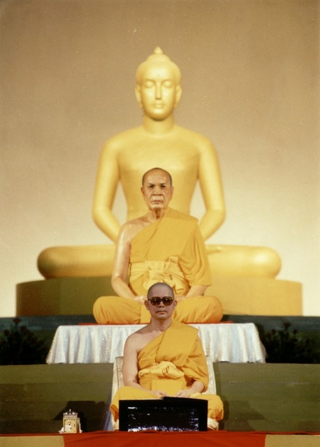 Phrathepyanmahamuni buddhist top, religion.