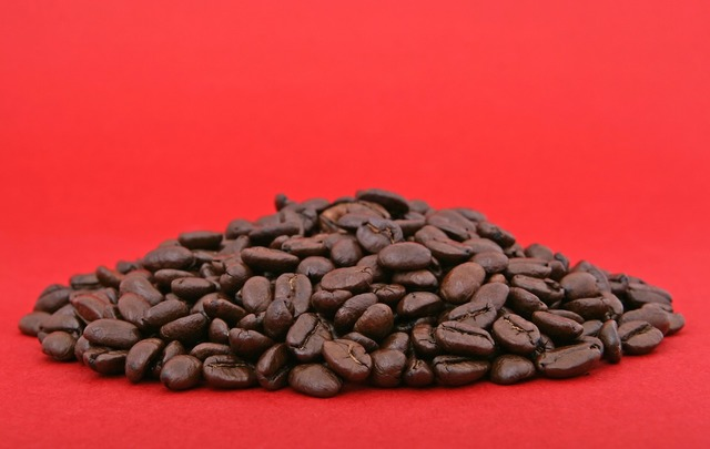 Pile background beans, backgrounds textures.