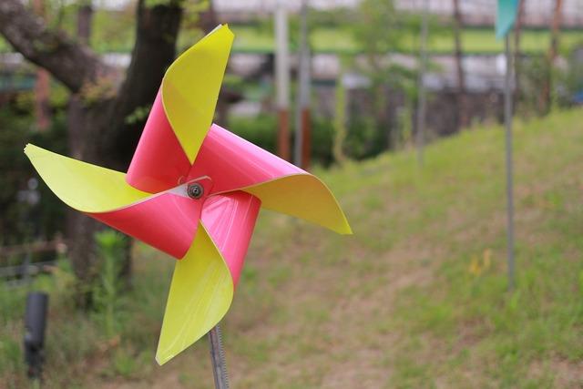 Pinwheel park wind.