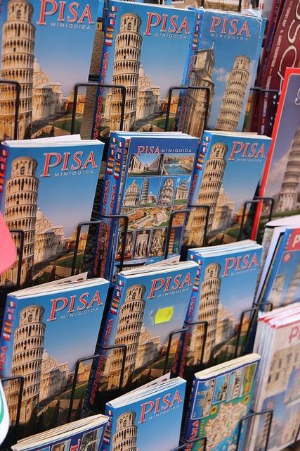 Pisa souvenir mitbringsel, travel vacation.