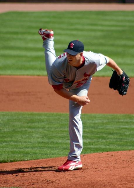 Pitcher baseball major league, sports.