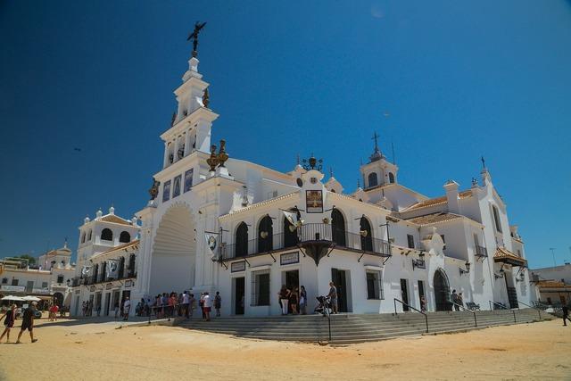 Place of pilgrimage el rocio andalusia, religion.