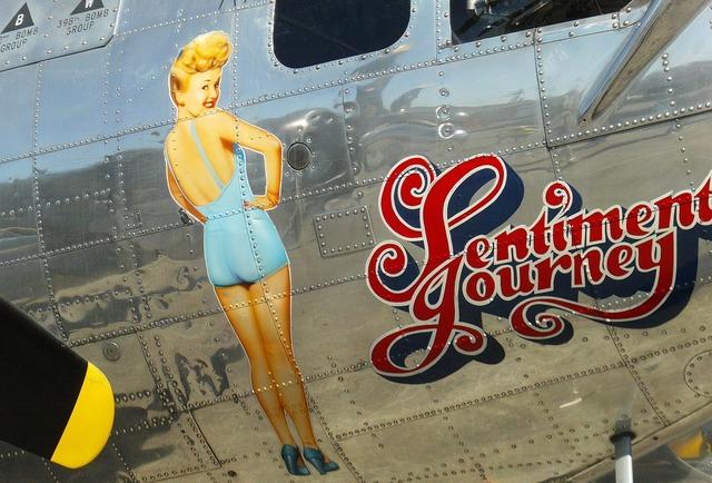 Plane aircraft world war ii, beauty fashion.