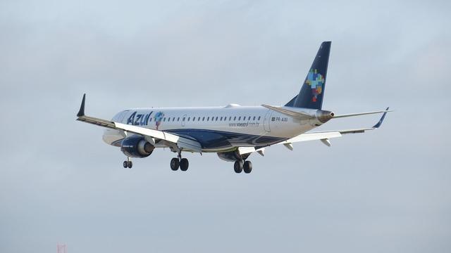 Plane blue line aircraft, travel vacation.