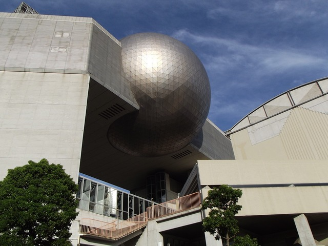 Planetarium japan japanese, science technology.