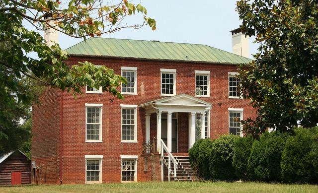 Plantation historic building, architecture buildings.