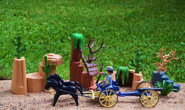 Playmobil western usa.