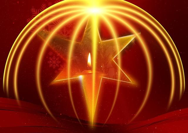Poinsettia advent star, religion.