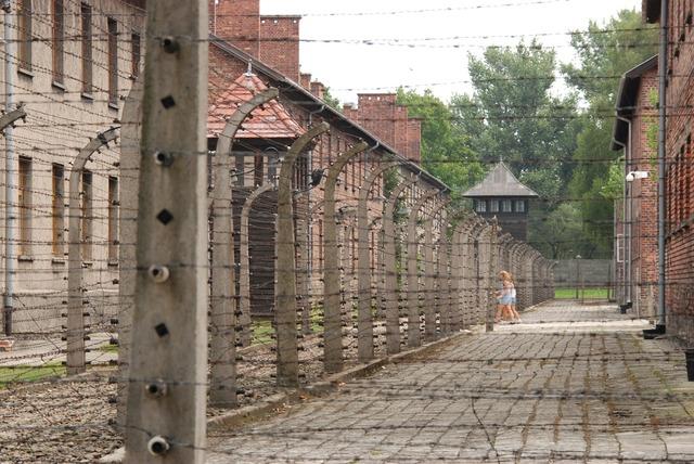 Poland auschwitz war.