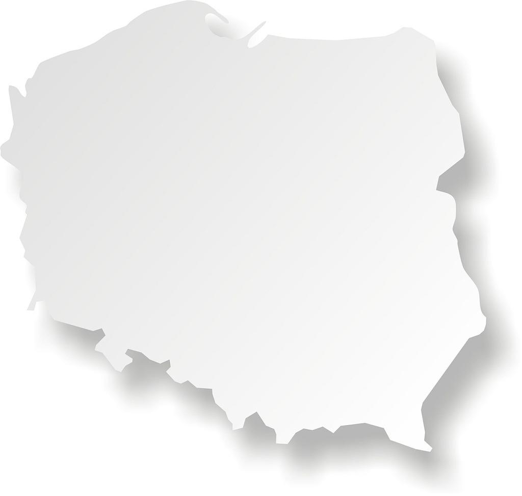 Poland map maps.