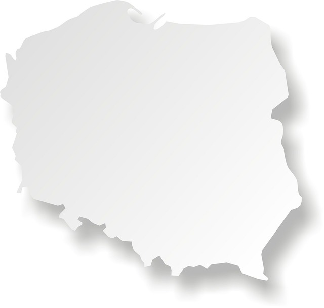 Poland map maps.