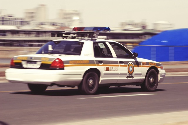 Police car cops car, transportation traffic.