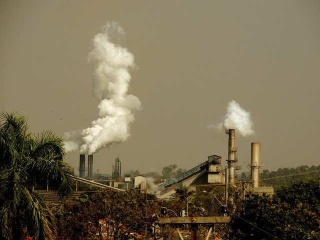 Pollution industry environment, industry craft.
